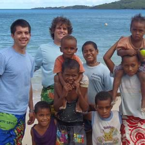 UGA Students Study Abroad Fiji