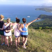 Australia Fiji Hawaii New Zealand Spring 14