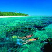 Snorkelling on Reef
