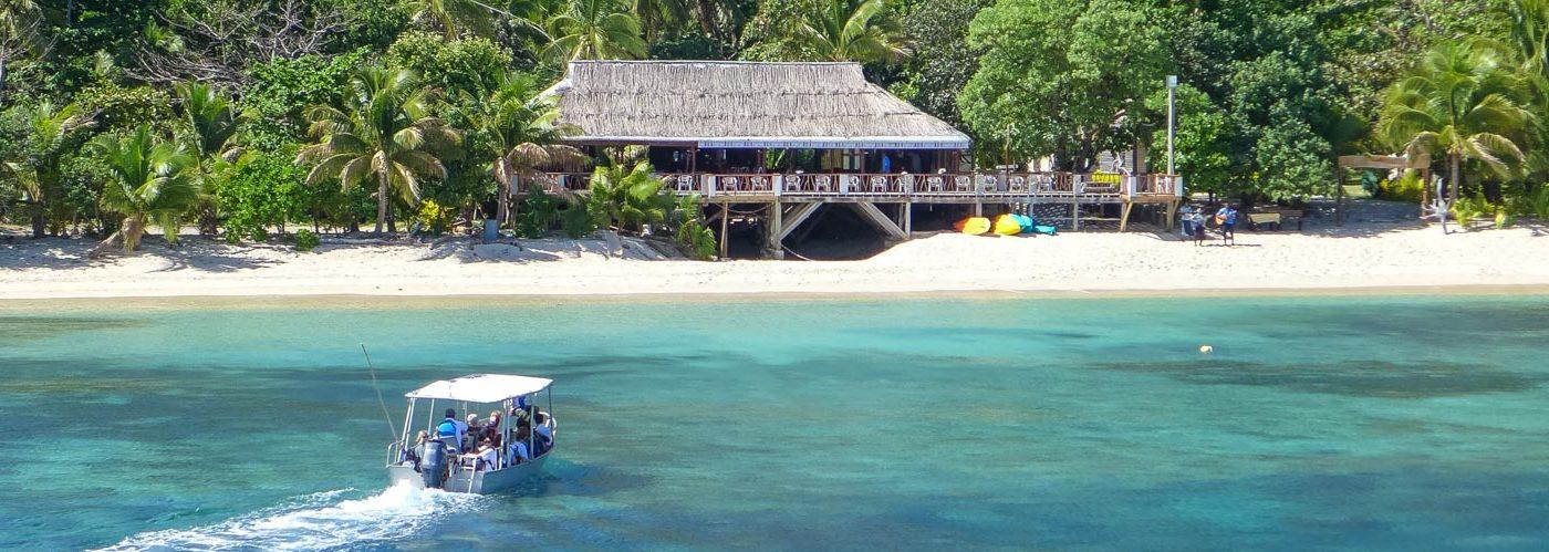 Fiji Tourism Hero